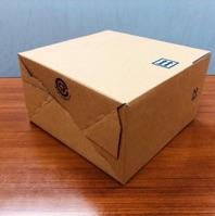 加工チルド食品発送用段ボール箱1